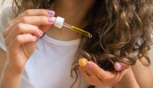 benefici del CBD sul corpo e capelli