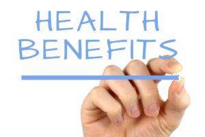 benefici per la salute