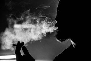 fumo passivo canna effetti